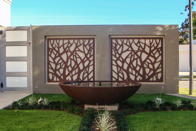 Karrinyup Outdoor Art Screen