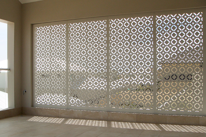 Burns Beach Privacy Screen