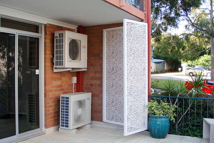 Kings Park Aircon Screen Enclosure