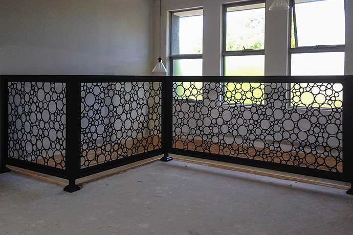 Claremont Internal Balustrade