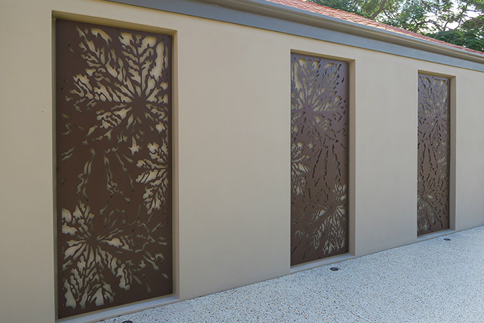 Peppermint Grove Art Screens