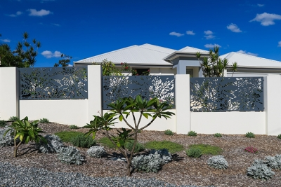 Dianella Fence Infill & Gate