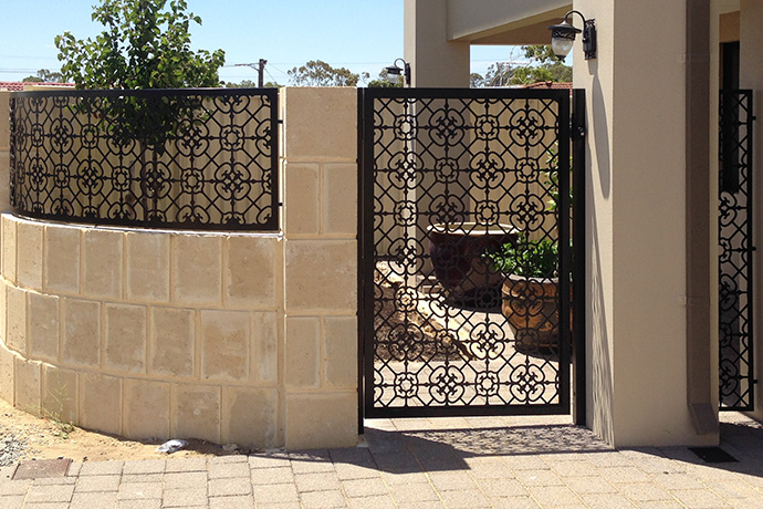 St James Infill Fence & Gate