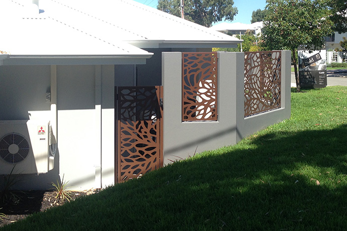 Applecross Fence & Side Gate
