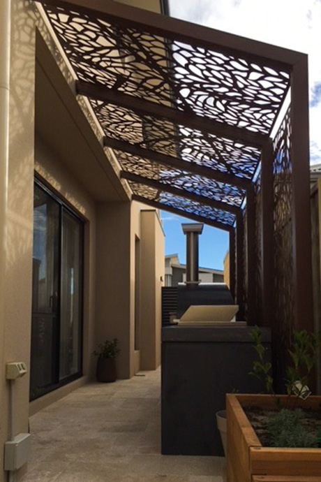 Gwelup Patio Shade Screen