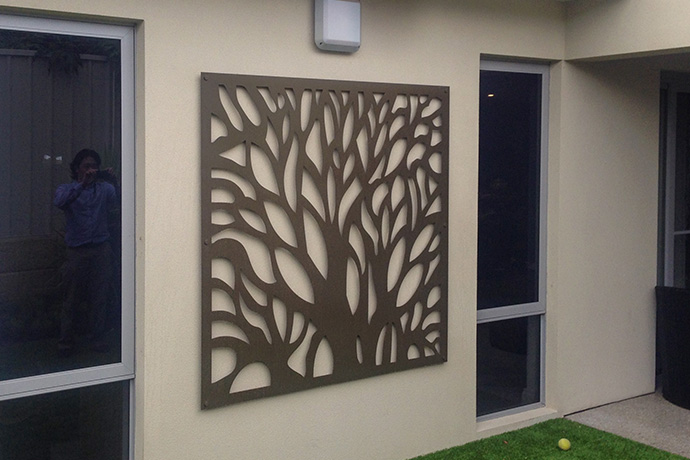 Leeming Wall Art Screen